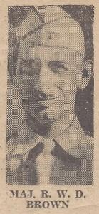 Brown, Ralph W. D.